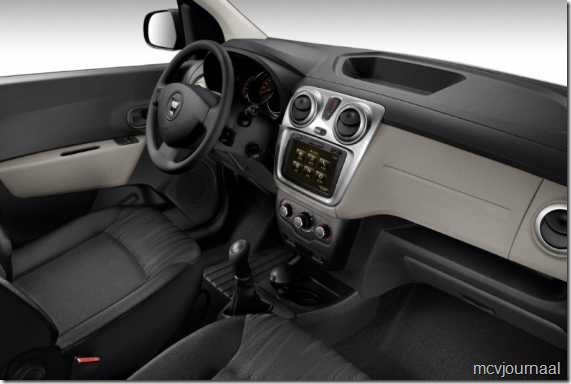 Dacia Lodgy interieur 02