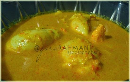 Inni Akhofullah Masak Lemak Cili Padi Telur Ayam
