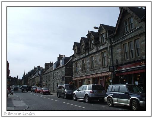 Aberfeldy High Street