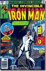 P00024 - El Invencible Iron Man #125