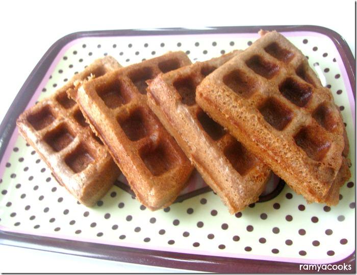 chocolate waffle2