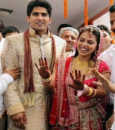 Watch Vijender Marriage wallpapers | Download Vijender Boxer Wedding Pics