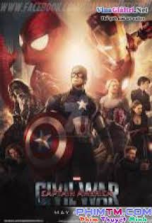 Captain America 3: Nội Chiến Siêu Anh Hùng - Captain America 3: Noi Chien Sieu Anh Hung Tập HD 1080p Full