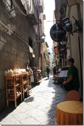 Streets of Sorrento