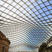 Kogod Courtyard - looking west and up