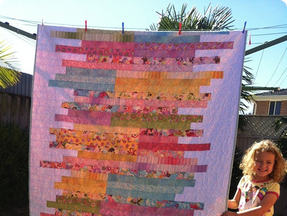 Sugar Almonds – Bloggers Quilt Festival