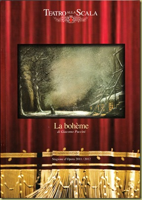 La Scala Programme