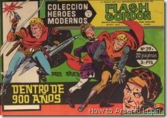 P00030 - Heroes Modernos Serie B