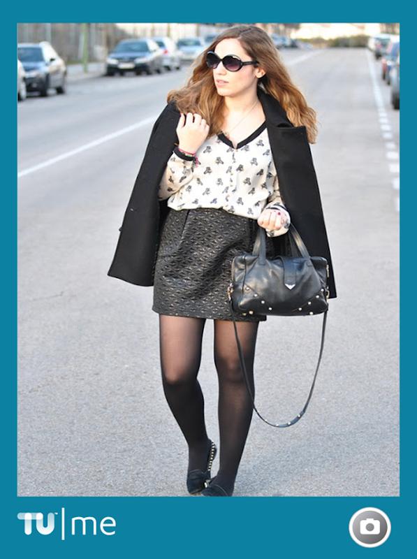 Elena Vidal - Style in Madrid 1