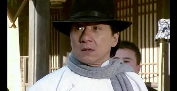 Jackie Chan é o cara!