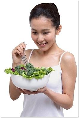 vegetables fibre