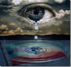 sad tears for sabah