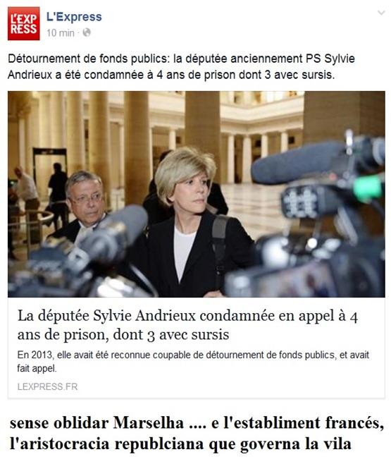 Marselha la vila de l'aristocracia francesa