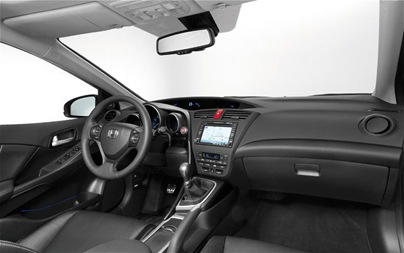 2012-Honda-Civic-cockpit