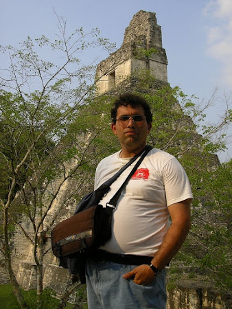 Guatemala travel: Tikal