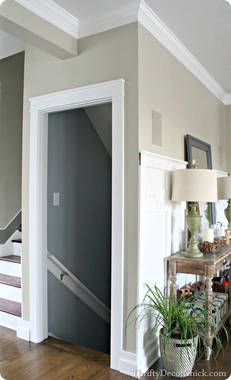 diy thick crown molding