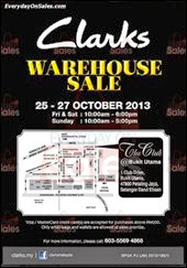 Clarks Warehouse Sale Clearance 2013 Malaysia Deals Offer Shopping EverydayOnSales