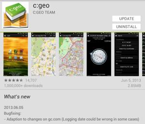 c:geo version 2013.06.05
