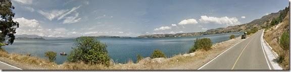 Lago de Totam Aquitania