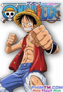 One Piece Vua Hải Tặc - Đảo Hải Tặc Hải Tặc Mũ Rơm