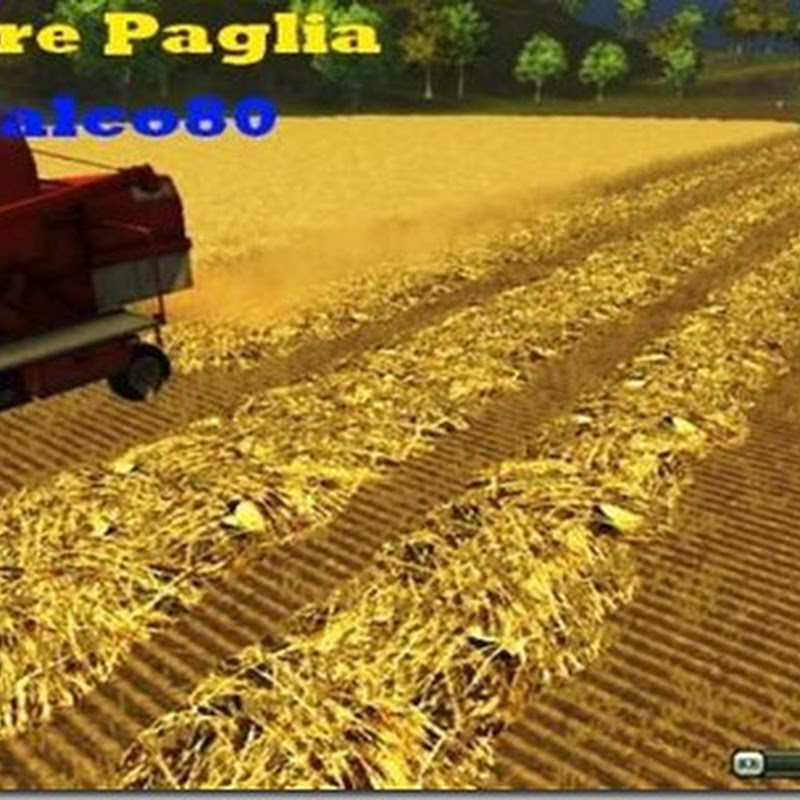 Farming simulator 2013 – Frumento HD Texture