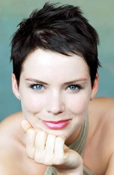 Modern Short Hairstyles For Women 2013