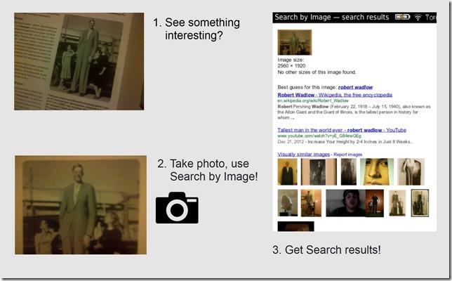 Search by Image — как пользоваться программой