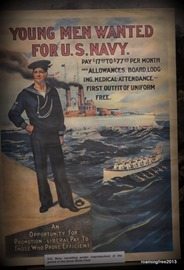 Navy Recruiting Poster