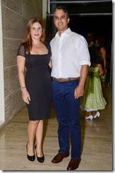 Cristina Roig y Luis Manuel Bonetti Mesa