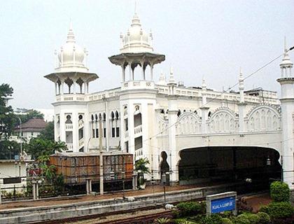 Kuala Lumpur Railway Station old001