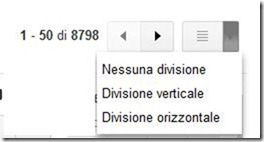 impostazioni gmail