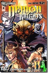 P00003 - Demon Knights #2 - They S