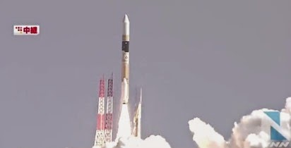 foguete H2A