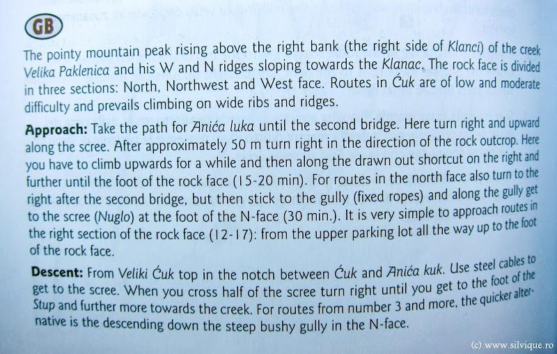 2013.07.17 - Veliki Čuk - Nidia 6b+, 5lc, 160m