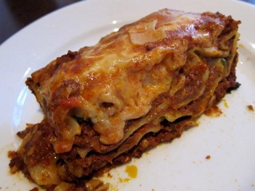 Organic Beef Lasagna