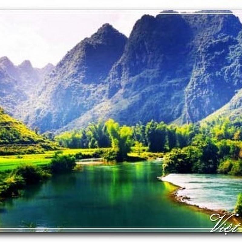 Thiên nhiên Cao Bằng