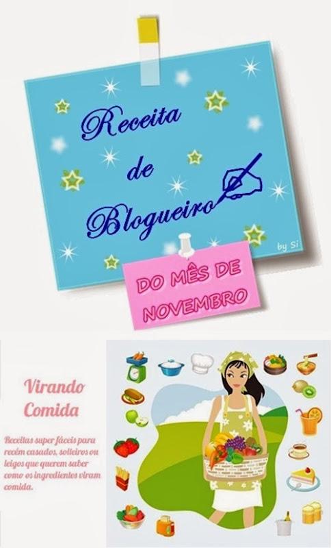 Receita de Blogueiro - Ysandra