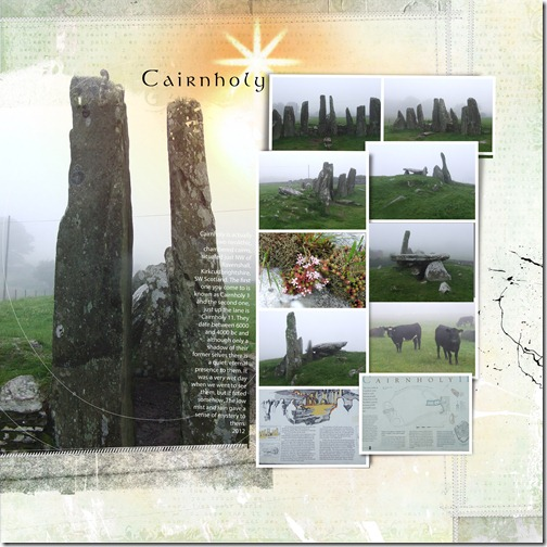 Cairnholy