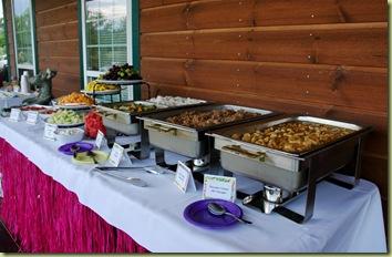 full buffet