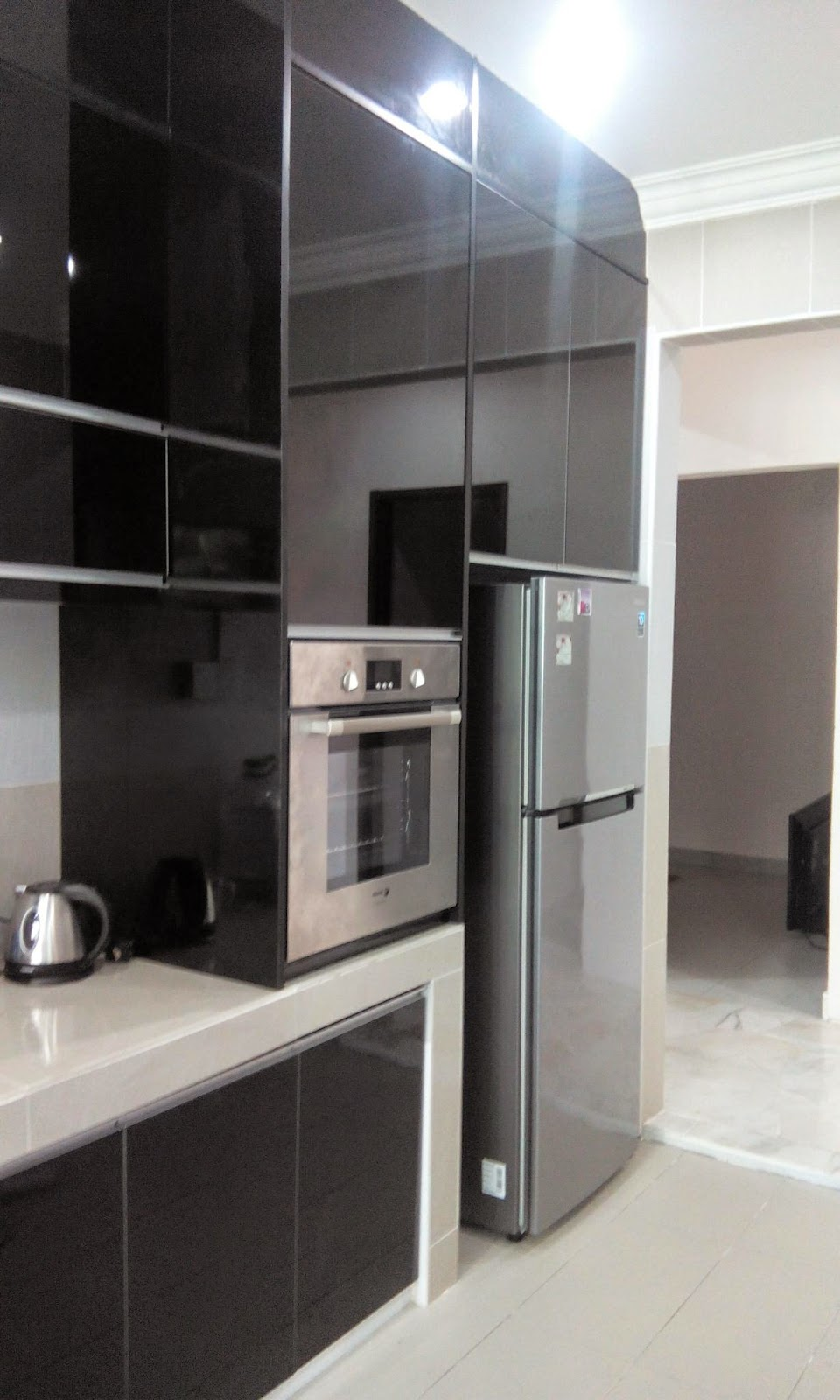 Kabinet dapur terus dari kilang kabinet dapur 4g glass for Kitchen cabinets 4g