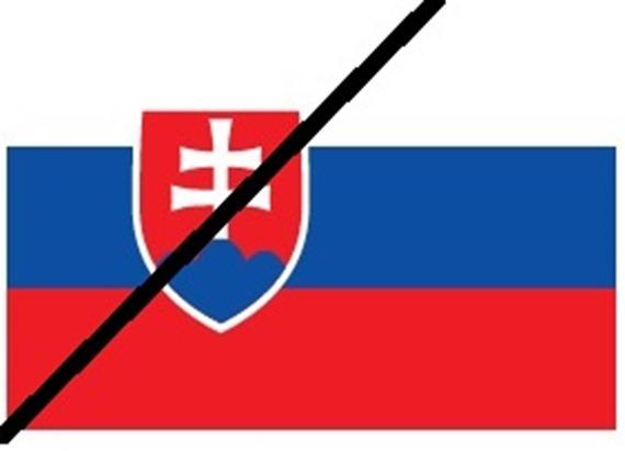 Kalakut Bandièra de la Slovaquia