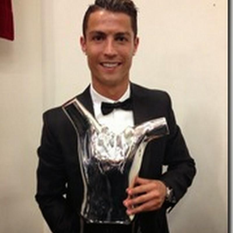 Polémicas declaraciones de Cristiano Ronaldo sobre el balón de Oro de Lionel Messi
