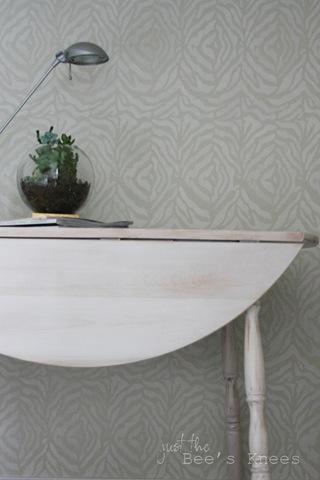 whitewash table copy