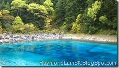 五彩池1-九寨沟 Five Color Lake 1-JiuZhai Valley National Park