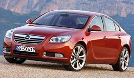 Opel Insignia Sedan 2008