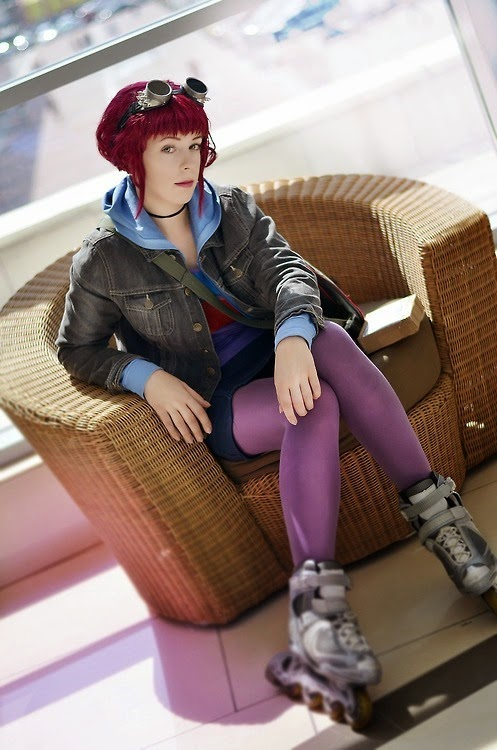 Ramona Flowers Cosplay by Varia