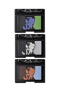 NARS Andy Warhol Self Portrait Palette group shot