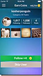 تطبيق زيادة المتابعين على إنستجرام مجانا Instagram Followers - 1