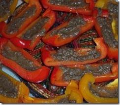 Peperoni con Bagna Cauda alla Piemontese