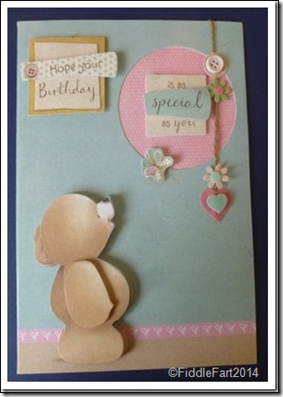 Forever Friends Card Kit 4